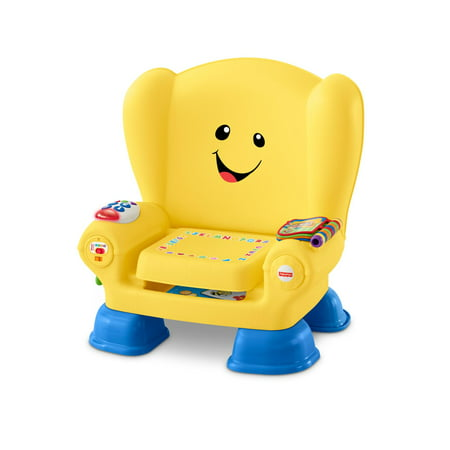 Fisher-Price Laugh & Learn Smart Stages Chair, Yellow