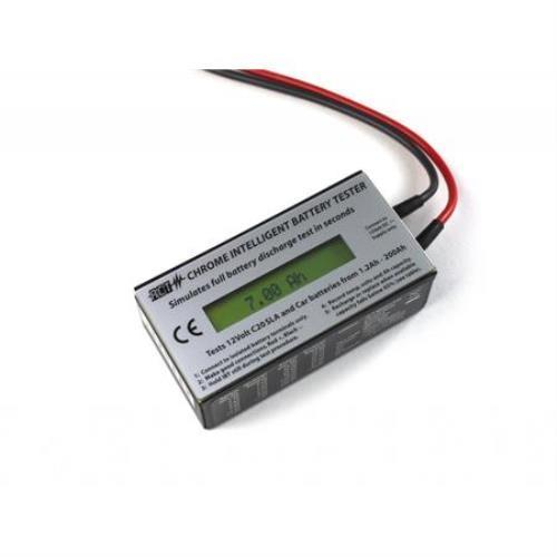 ACT Battery Tester for Sealed Lead Acid Batteries