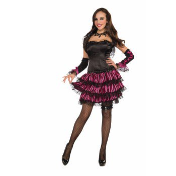 BURLESQUE SKIRT - Halloween Burlesque Glasgow