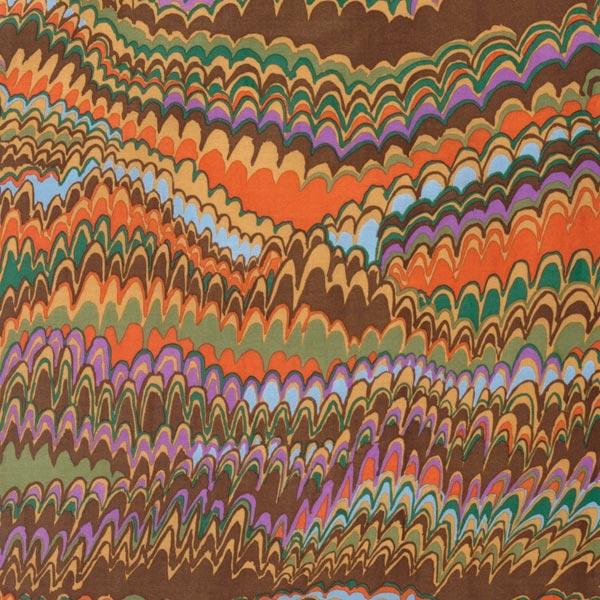 Free Spirit Fabrics Kaffe Fassett 2016 Collective Brown End Papers