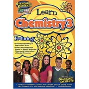 Standard Deviants: Chemistry, Vol. 3 by GOLDHIL HOME MEDIA INT L