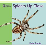 Spiders Up Close - eBook