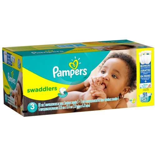 Pampers Pampswd S3 Sp Inpk 88ct