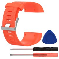 〖Follure〗Small Replacement Wristband Band Strap Clasp Buckle Tool Kit For Fitbit Surge BK