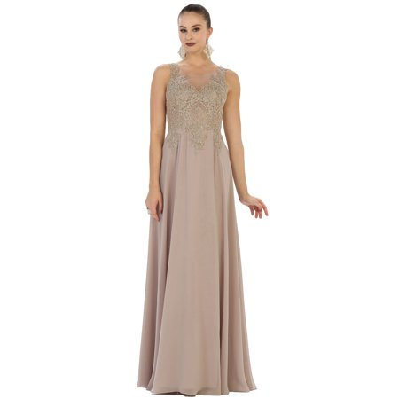 May Queen - CLASSY WEDDING GUEST DRESS & PLUS SIZE - Walmart.com