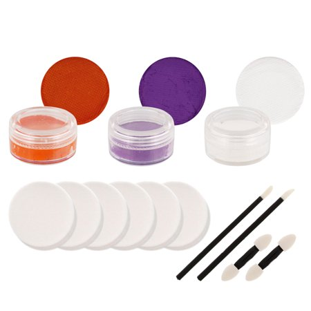 TIGERS Football Basketball FACE PAINTING SET Paint CN