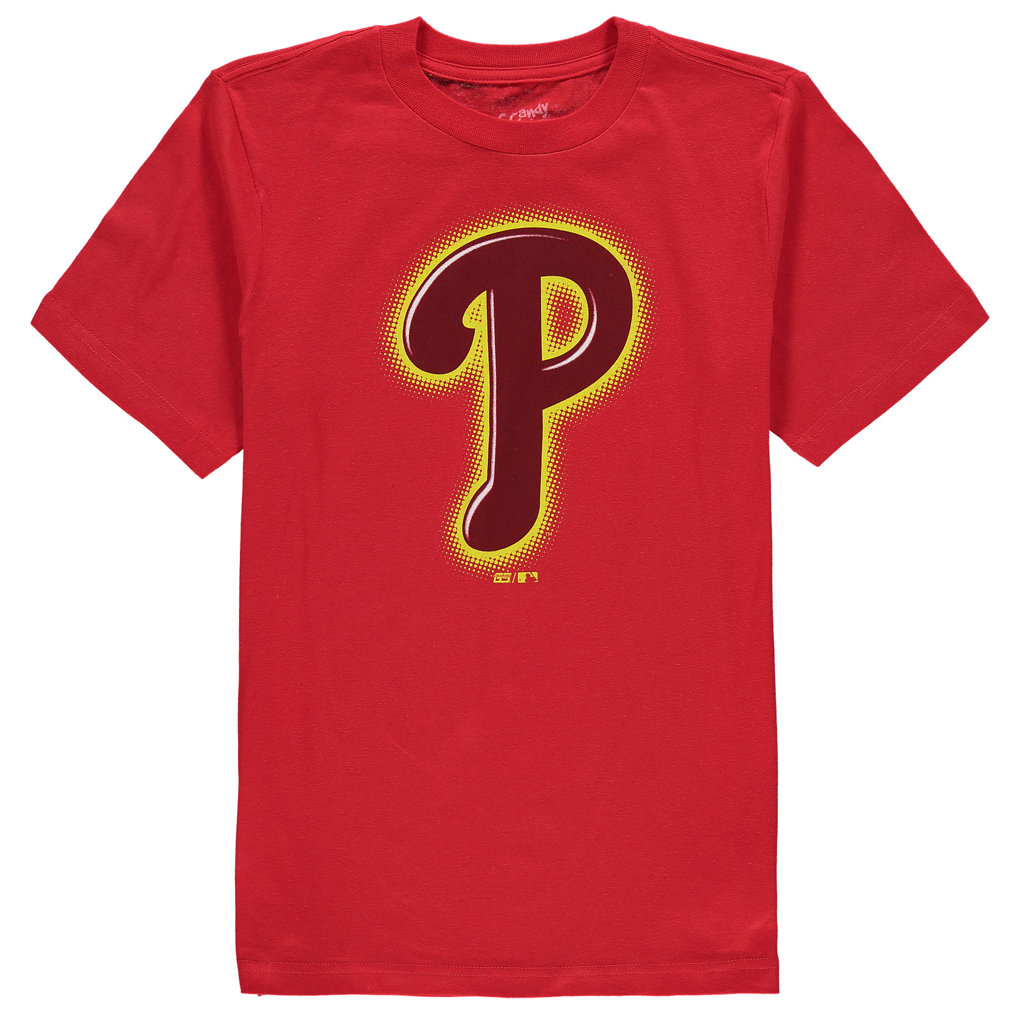 Philadelphia Phillies CCandy Youth Signature T-Shirt - Red