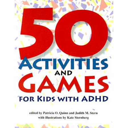 50 Activities and Games for Kids With ADHD - Halloween Game Activities