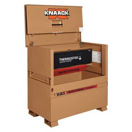 KNAACK 79-H ThermoSteel™ Jobsite Piano Tool Box, 49