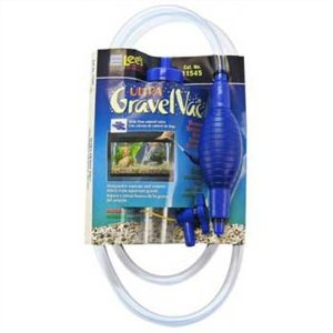 Lee's Squeeze Bulb Ultra Gravel Vac w On/Off Valve Multi-Colored