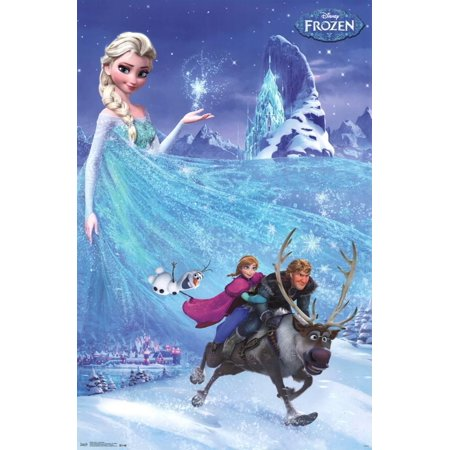 Frozen One Sheet Poster - 22x34](Frozen Poster)