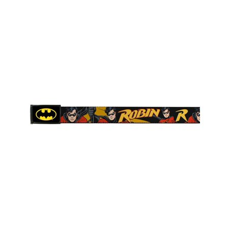 Batman DC Comics Superhero Robin In Action Web Belt](Batman And Robin Baby Grow)