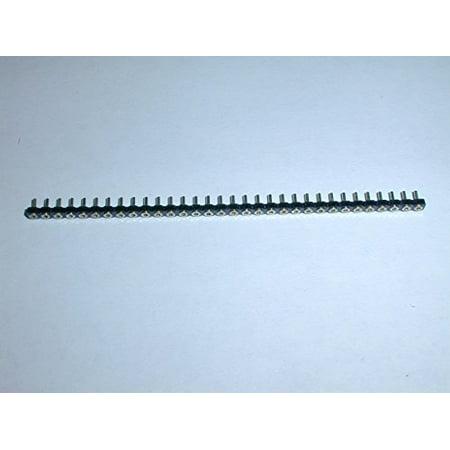 Single Pin Socket - 17051-32 Single Row Socket 32 Pin Machine Pin - 17051-32