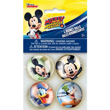 Mickey Mouse Bouncy Ball Party Favors, - Mickey Mouse Not So Scary Halloween Party