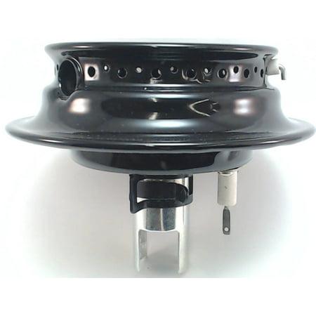 - Burner Assembly, Black, for Maytag Magic Chef, AP4415505, PS2356990, 3412D024-09