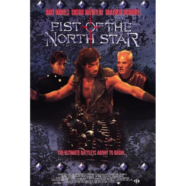 Posterazzi MOVCF5371 Fist of the North Star Movie Poster - 27 x 40 in. - image 1 of 1