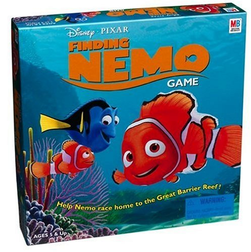 Finding Nemo Game By Hasbro by