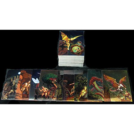 1996 FPG Best of Rowena Chromium Trading Card Set (90) (Best Trading Card Games Android)
