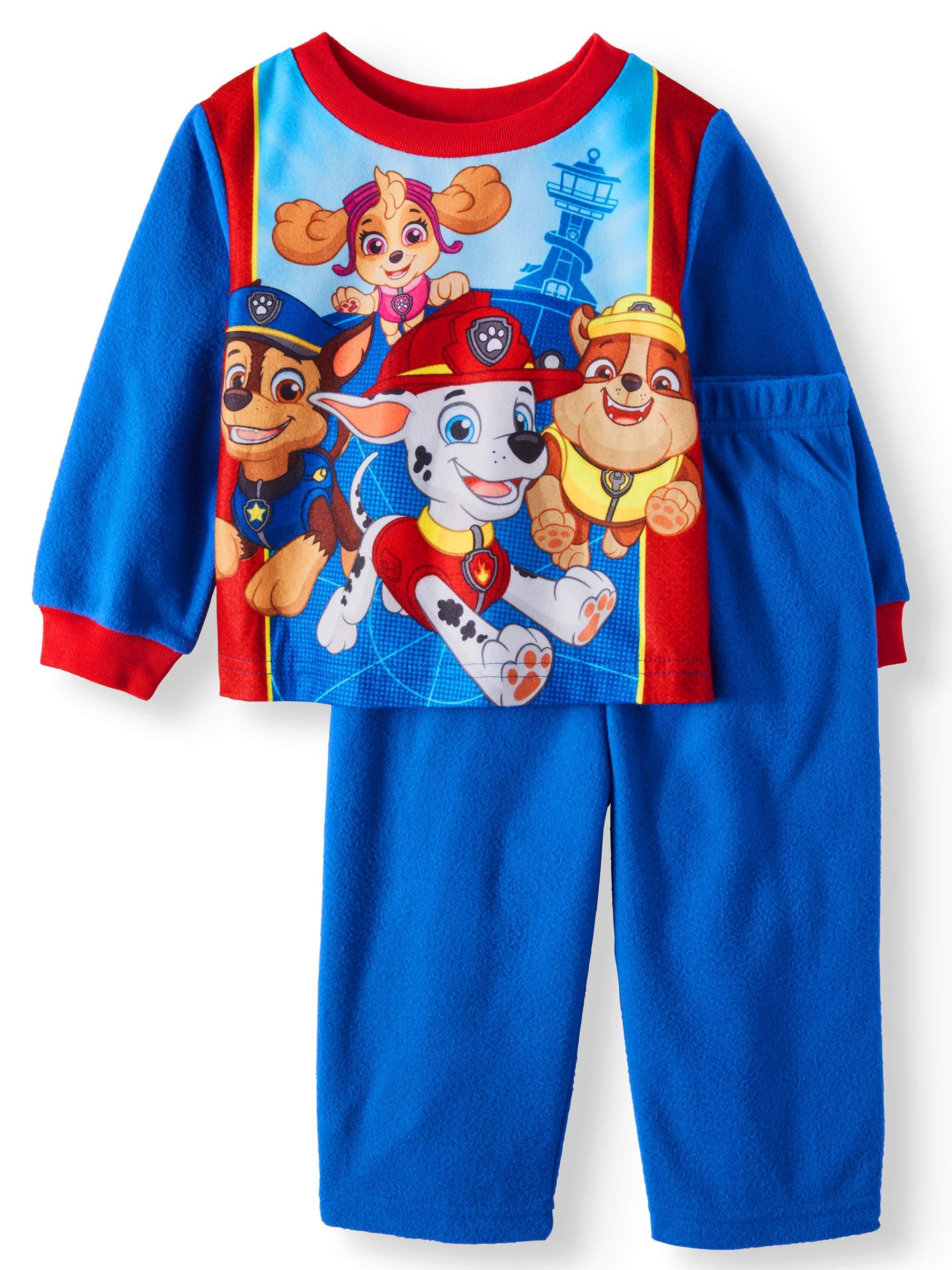 Paw Patrol Pajamas, 2pc Set (Toddler Boys)