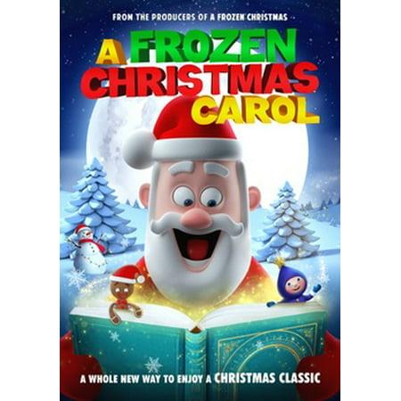 A Frozen Christmas Carol (DVD) - Frozen Movie Frozen Movie
