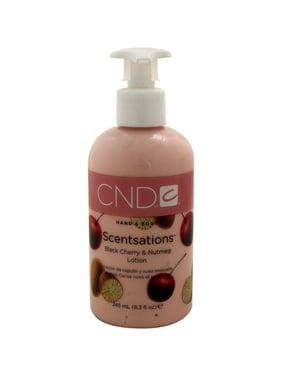 CND Scentsations Black Cherry & Nutmeg Lotion, 8.3 fl oz