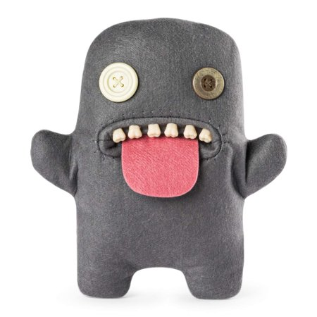 Funny Ugly Monster, 9 Oogah Boogah Plush Creature with Teeth - Grey, Stuffed Animals & Teddy Bears By Fuggler](Monster Stuffed Animal)