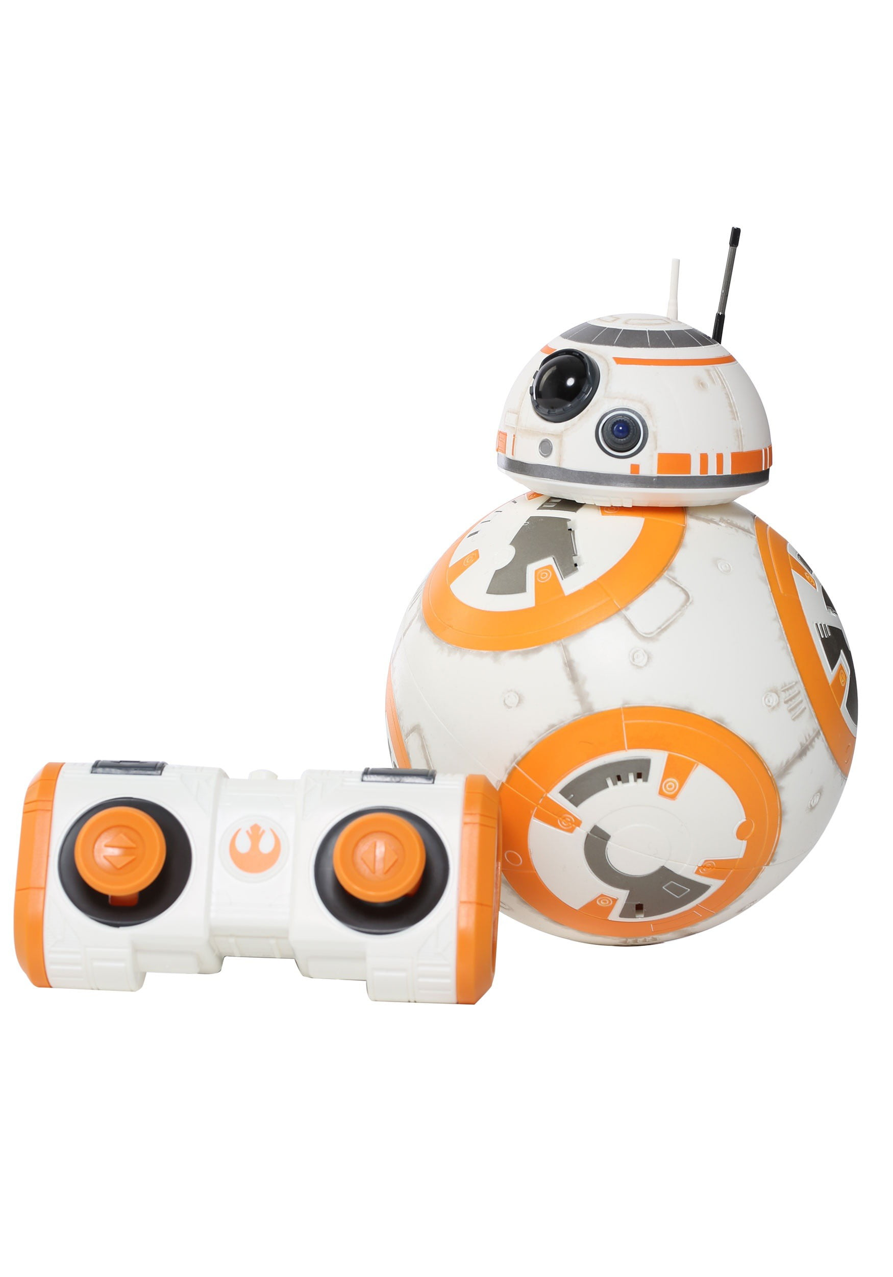 Star Wars: The Last Jedi Hyperdrive BB-8 by Hasbro