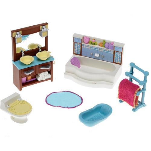 Fisher-Price Loving Family Bathroom Play Set