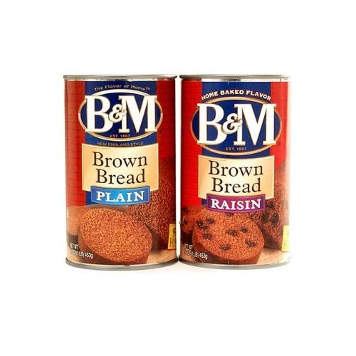 B&M Original Brown Bread, 16 oz