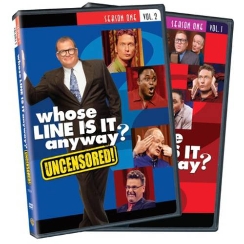 Whose Line Is It Anyway: Season 1, Vol. 1 And 2 (Uncensored)