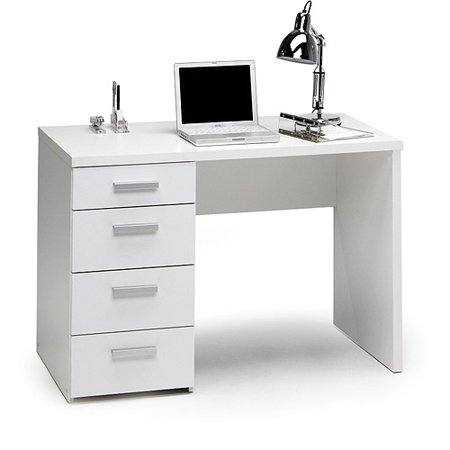 parker student desk white. Black Bedroom Furniture Sets. Home Design Ideas