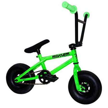 mayhem riot mini bmx 1 piece crank 10 trick bike. Black Bedroom Furniture Sets. Home Design Ideas