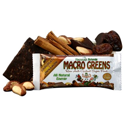 MacroLife Naturals MacroLife Naturals  Superfood Bar, 1.5 oz