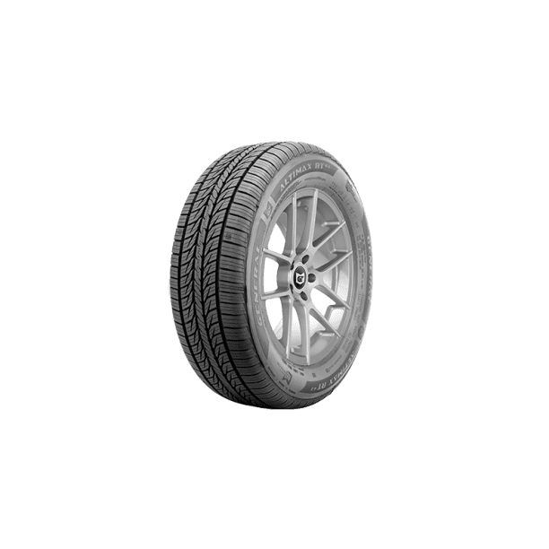 General Altimax Rt43 215 45r17 87 V Tire Walmart Com Walmart Com
