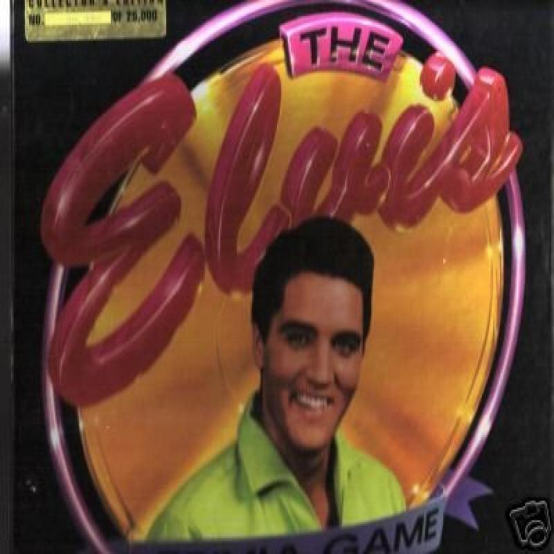 The Elvis Trivia Game by