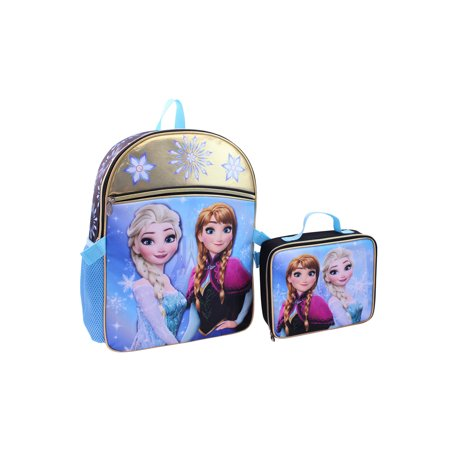 Disney Frozen Frozen Backpack With Lunch - Backpack With Lunchbox