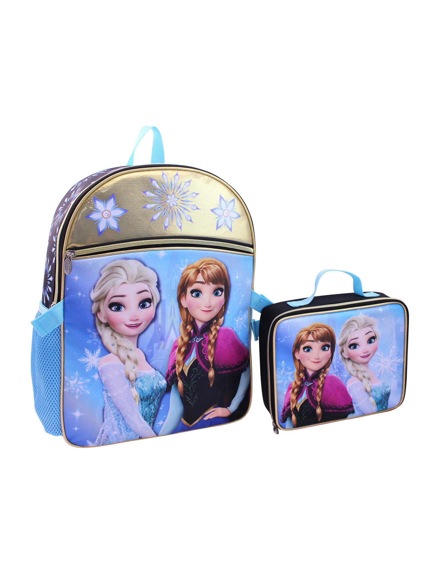 Disney Frozen Frozen Backpack With Lunch
