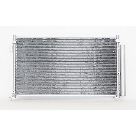 Incl Coupe - A-C Condenser - Pacific Best Inc For/Fit 3569 06-11 Honda Civic Coupe