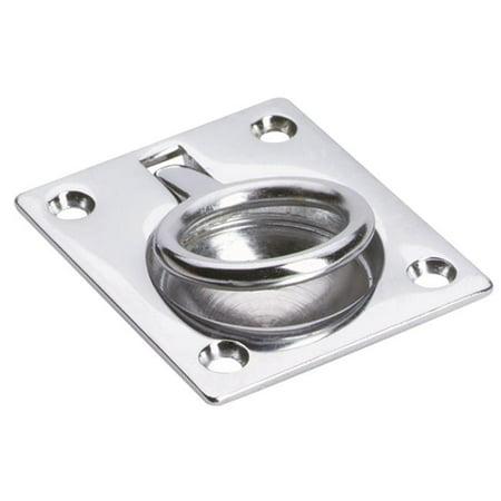 3326-3 Flush Lifting Ring - Chrome Plated Brass