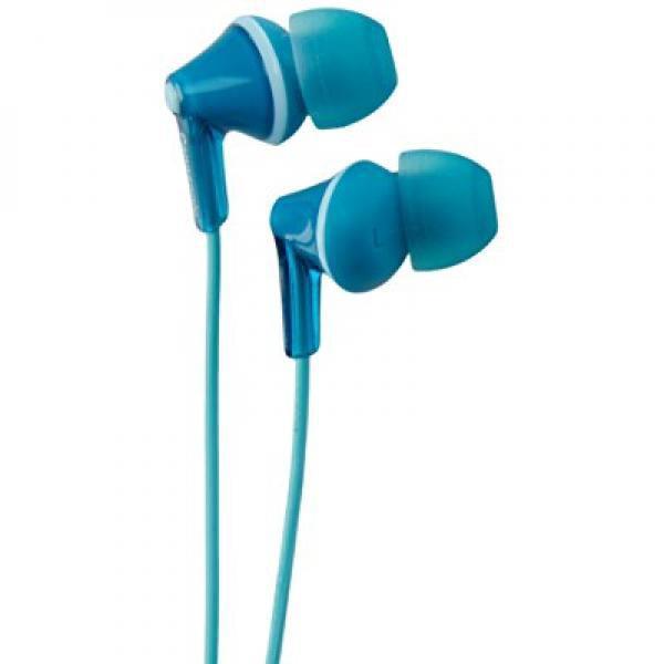 Panasonic RP-HJE125-Z Wired Earphones, Blue