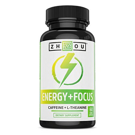 Caffeine With L Theanine For Smooth Energy Focus Focused Energy