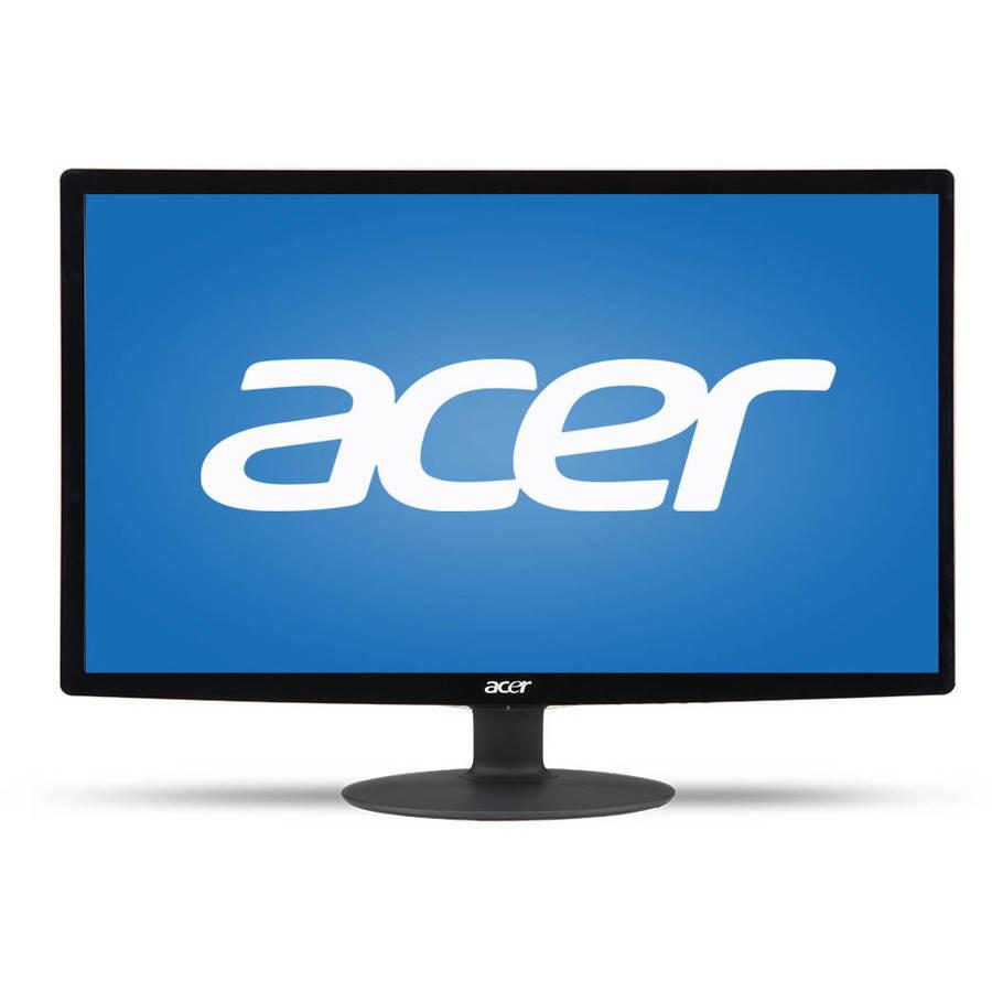"""Acer 24"""" Full HD 1080p Monitor (S240HL Abd Black)"""