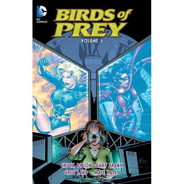 Birds Of Prey Vol 1 Walmart Com Walmart Com