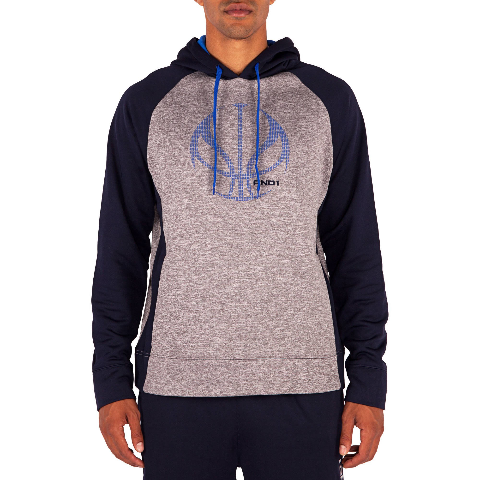 And1 Men's Showtime Performance Tech Hoodie