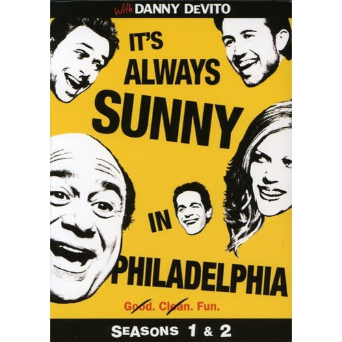 It's Always Sunny In Philadelphia: The Complete Seasons 1 And 2 (Full Frame)