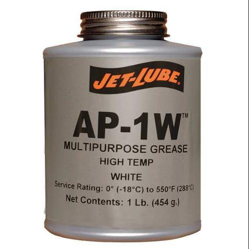 JET-LUBE 31605 Grease, High Temp, 1 Lb.