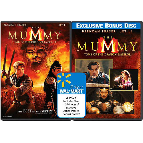 Mummy: Tomb Of The Dragon Emperor (with Bonus Disc) (Exclusive) (Full Frame)