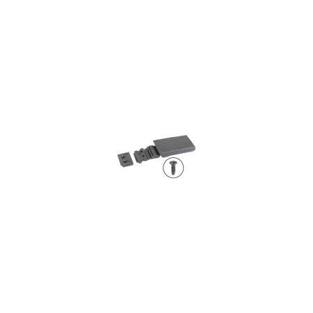 MACs Auto Parts Premier  Products 48-49440 Ford Pickup Truck Sliding Rear Window Latch Assembly - F100Thru - 1979 Ford Pickup Parts