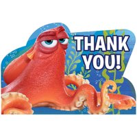 Disney Finding Dory Thank You Notes, 8ct