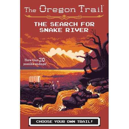 The Search for Snake River (Trail Of The Snake)